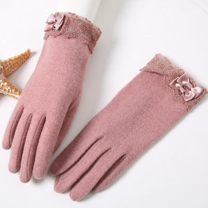 Winter Woolen Gloves With Touch Phone Screen Ability SP154063 - SpreePicky  - 8