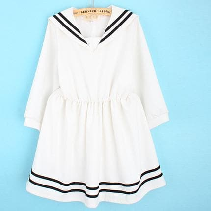 XS-5XL Let's go to Greece Sailor Dress SP140551 - SpreePicky  - 2