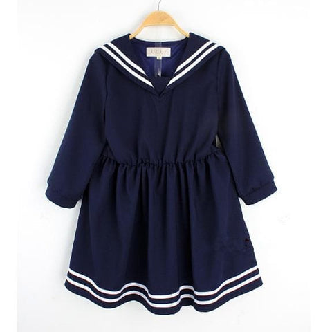 XS-5XL Let's go to Greece Sailor Dress SP140551 - SpreePicky  - 4