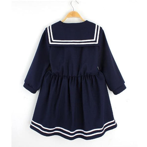 XS-5XL Let's go to Greece Sailor Dress SP140551 - SpreePicky  - 5