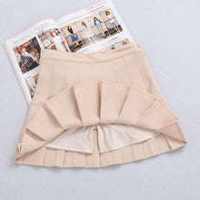 Load image into Gallery viewer, XS-L High Waist Pleated Tennis Pantskirt/Skirt SP153892 Page2 - SpreePicky  - 14