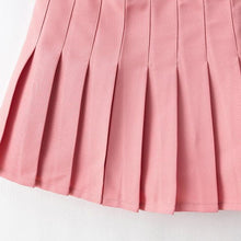 Load image into Gallery viewer, XS-L High Waist Pleated Tennis Pantskirt/Skirt SP153892 Page1 - SpreePicky  - 12