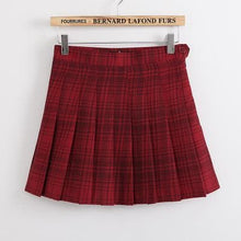 Load image into Gallery viewer, XS-L High Waist Pleated Tennis Pantskirt/Skirt SP153892 Page2 - SpreePicky  - 10