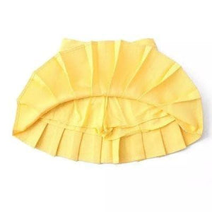 XS-L High Waist Pleated Tennis Pantskirt/Skirt SP153892 Page2 - SpreePicky  - 11