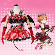 Load image into Gallery viewer, XS-XL Lovelive Hoshizora Rin Cosplay Costume SP167779