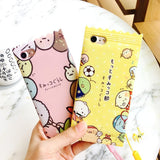 Yellow/Pink Animal Candy Wrapper Phone Case SP178747