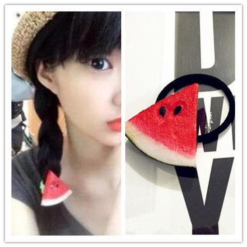 Yes it's watermelon Hairpin SP152539 - SpreePicky  - 1