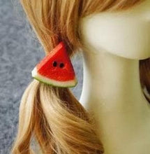 Load image into Gallery viewer, Yes it's watermelon Hairpin SP152539 - Harajuku Kawaii Fashion Anime Clothes Fashion Store - SpreePicky