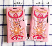 Load image into Gallery viewer, [Final Stock]CardCaptor Sakura Pink/Red Phone Case Cover SP167494