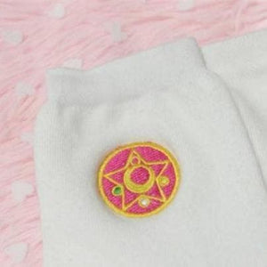 [3 for 2] Sailor Moon Moon Prism Seifuku Socks SP153159 - SpreePicky  - 4