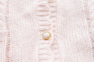 White/Beige/Pink Mori Girl Knitted Sweater Cardigan Jacket SP153443 - SpreePicky  - 7