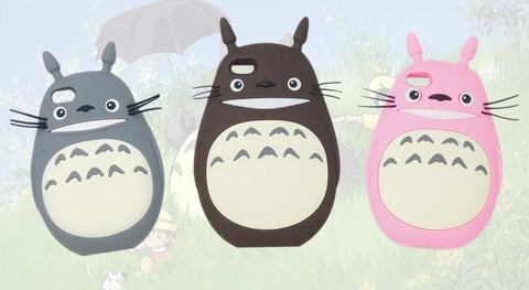 4 colors Totoro Phone Case SP153334 - SpreePicky  - 4