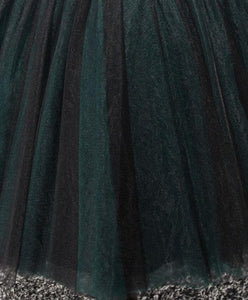Stylish Tulle Lace Short A Line Prom Dress, Formal Dress - DelaFur Wholesale