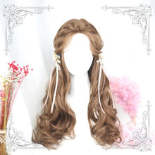 Load image into Gallery viewer, Lolita Angel Psyche Long Curly Wig SS0691