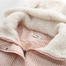 Load image into Gallery viewer, Bear Ears Pink Cute Cotton Coat SS0881