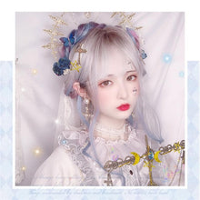 Load image into Gallery viewer, Lolita Misty Gradient Long Curly Wig SS0791