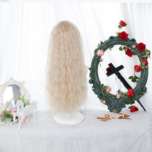Load image into Gallery viewer, Lolita Fluffy  Long Curly Wig SS0848