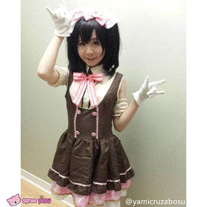 Cosplay [Love Live] Nico Yazawa Candy Maid Dress SP153014 - SpreePicky  - 5