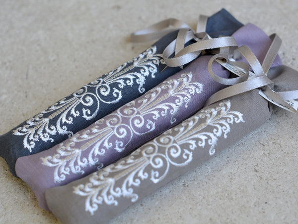 LAVENDER SACHETS - set of three - MaiTai Collection  - 1