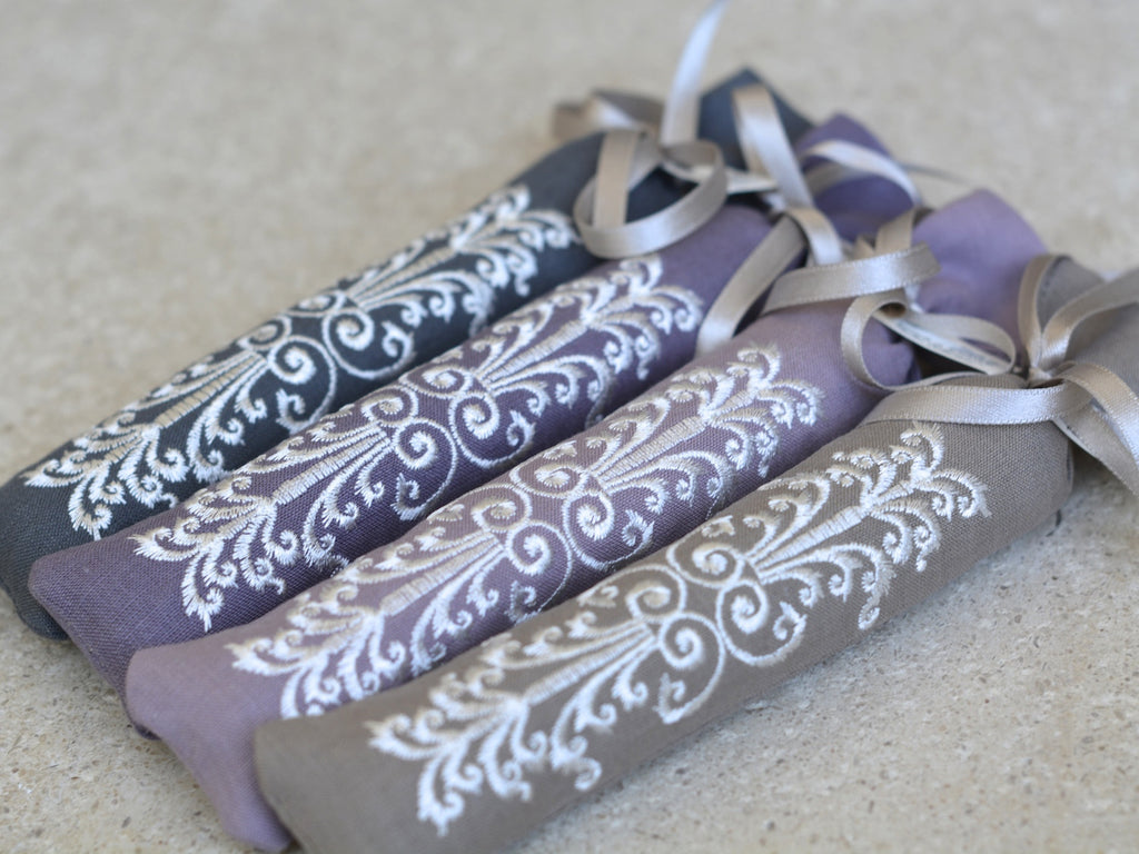 LAVENDER SACHETS - set of four - MaiTai Collection  - 5