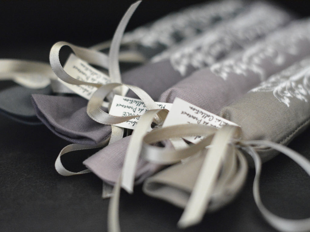 LAVENDER SACHETS - set of four - MaiTai Collection  - 1