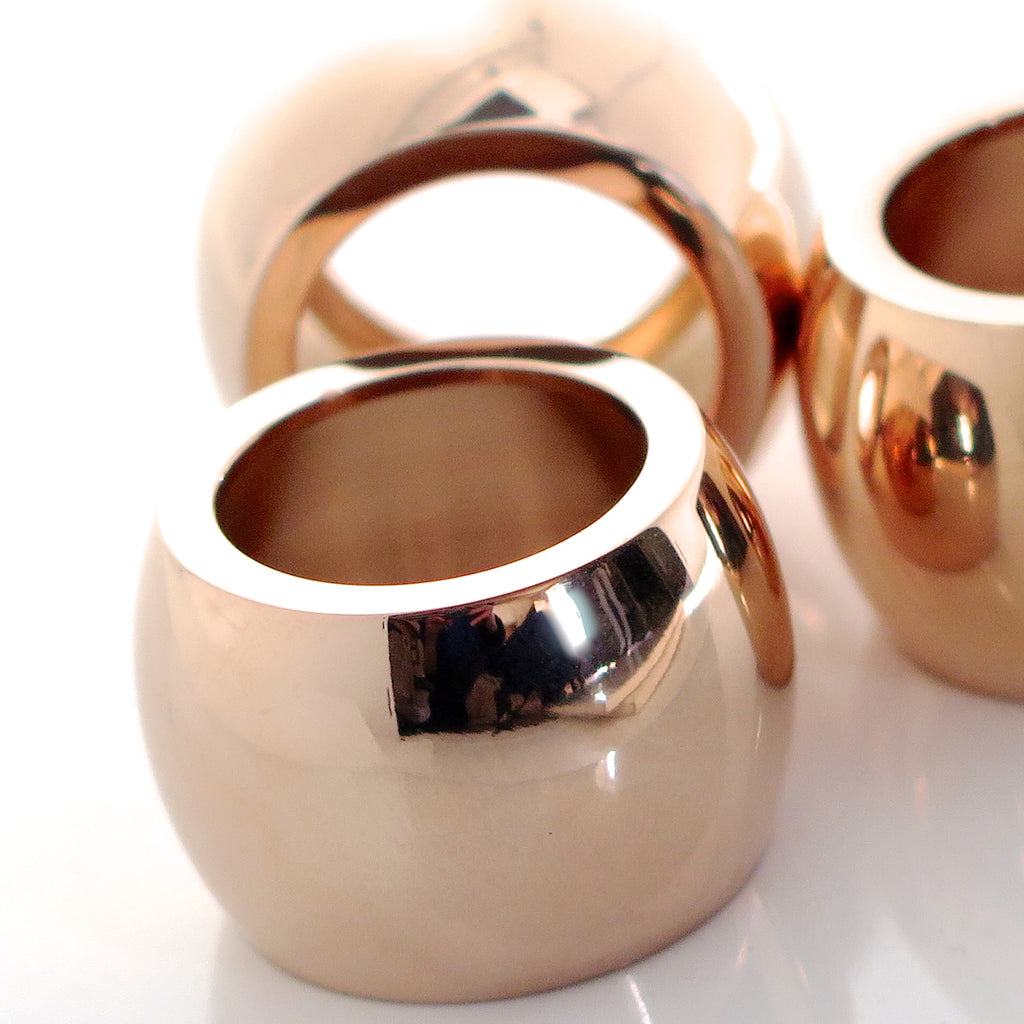 Anneau Infinity - Rose Gold
