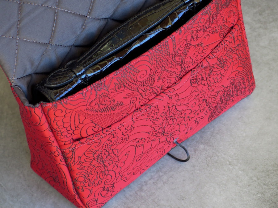 Kelly Pochette - protective cover and liner