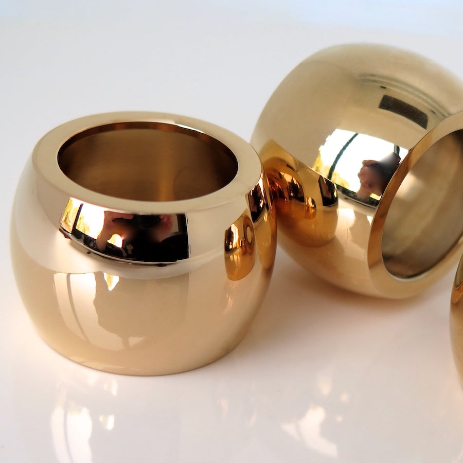 Anneau Infinity - Gold