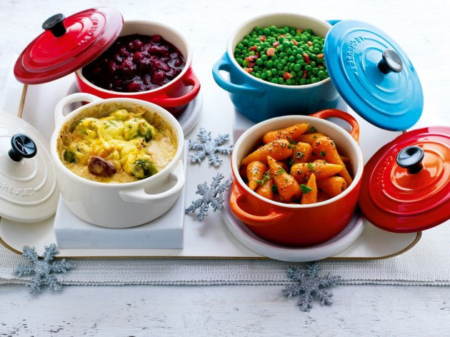Le Creuset Mini Cocottes - Wedding Gift Registry Nigeria