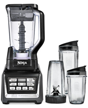 Ninja Nutri Ninja Duo Auto iQ Blender - Wedding Gift Registry Nigeria