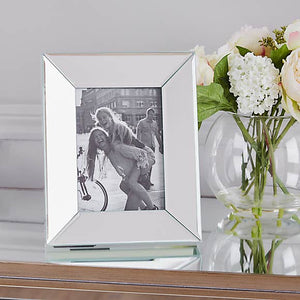 Angle Mirror Photo Frame