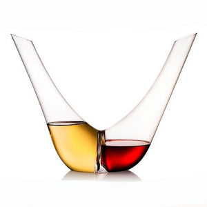 Rogaska Aurea Duo Decanter - Wedding Gift Registry Nigeria
