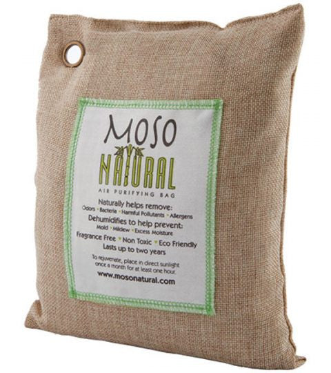 Moso Natural Air Purifying Bags - Wedding Gift Registry Nigeria