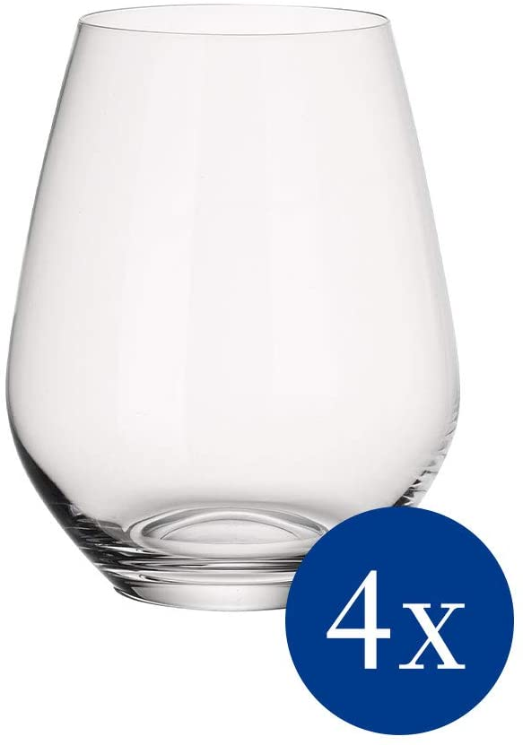 Villeroy & Boch Ovid Tumblers, Set of 4