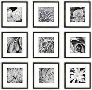 Gallery Perfect Wall Photo Frame Set