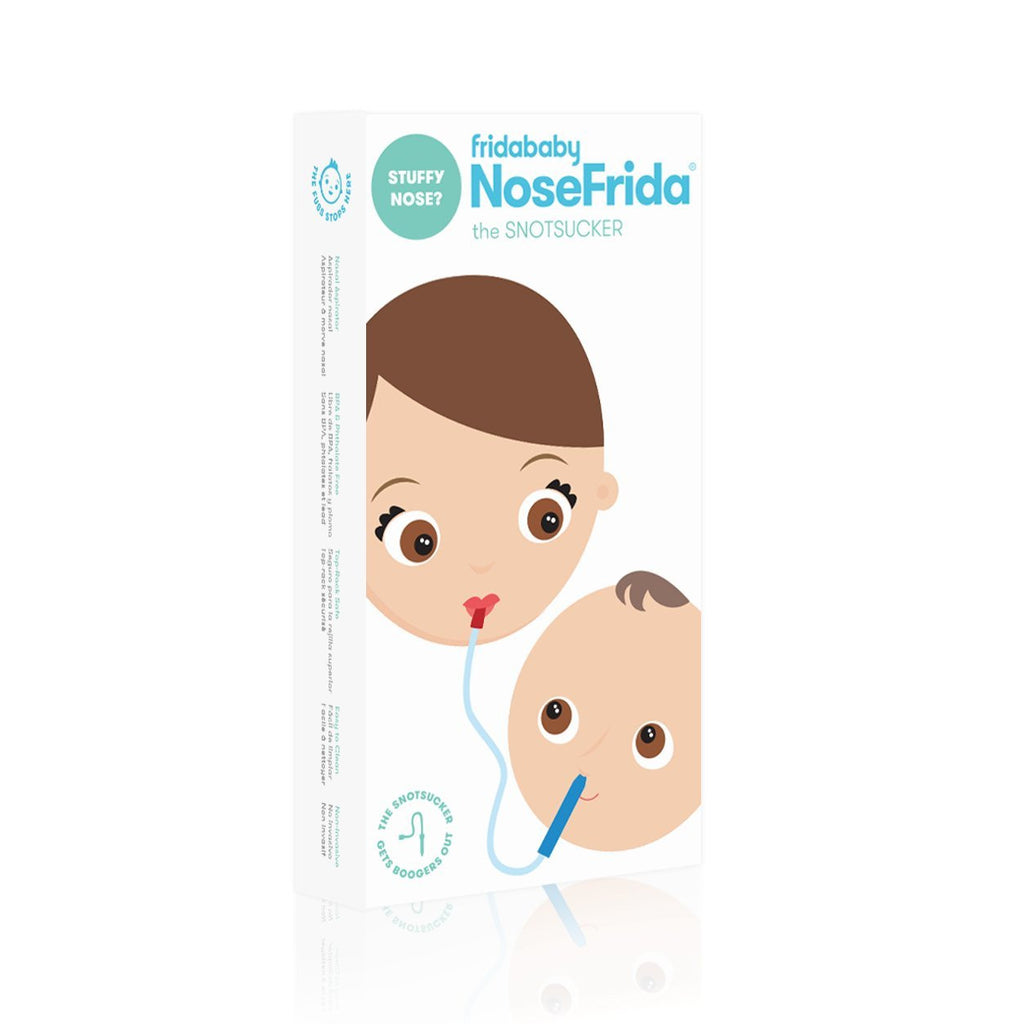 NoseFrida The Snotsucker Nasal Aspirator - Wedding Gift Registry Nigeria