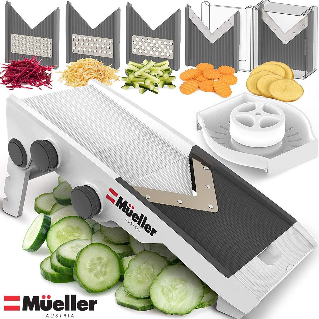 Mueller Austria Vegetable Mandoline Dicer
