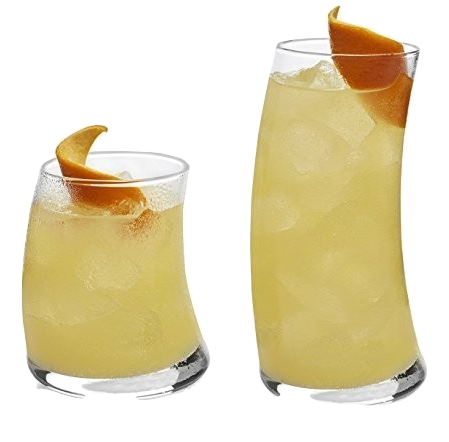 Swerve Glassware Set - Wedding Gift Registry Nigeria