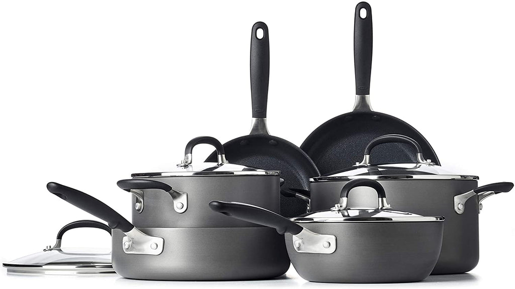 OXO Good Grips 10-Piece Non-Stick Pro Set