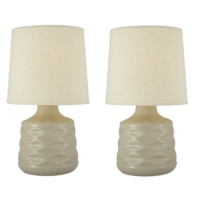 Alfred Table Lamp, Set of 2