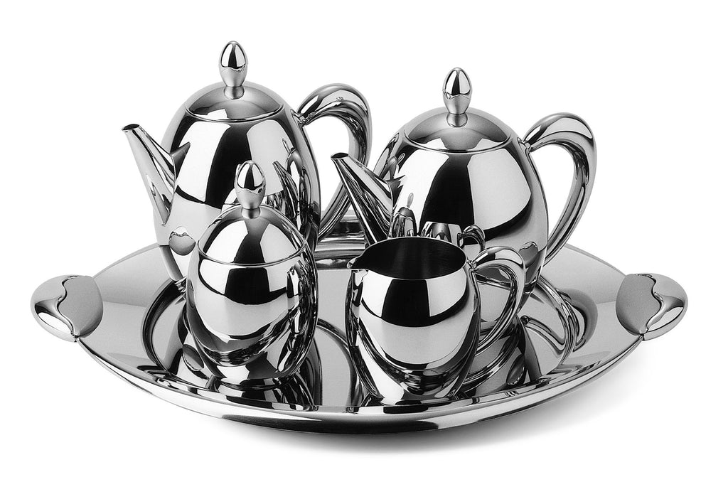 Morinox Stainless Tea Set - Wedding Gift Registry Nigeria