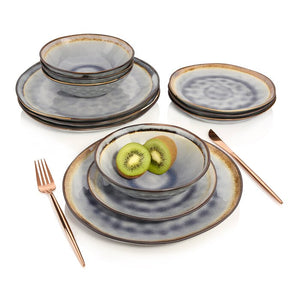 Capri 12 Piece Dinnerware Set