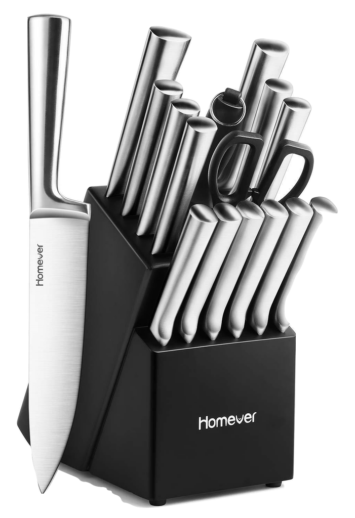 Homever 16-Piece Knife Set