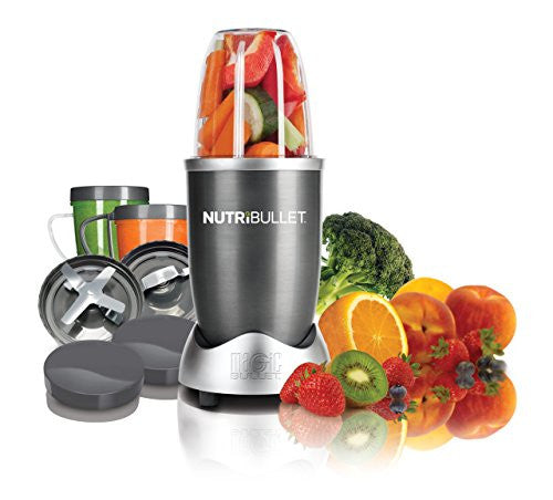 Nutribullet 12-Piece Fruit Extractor Blender & Juicer - Wedding Gift Registry Nigeria