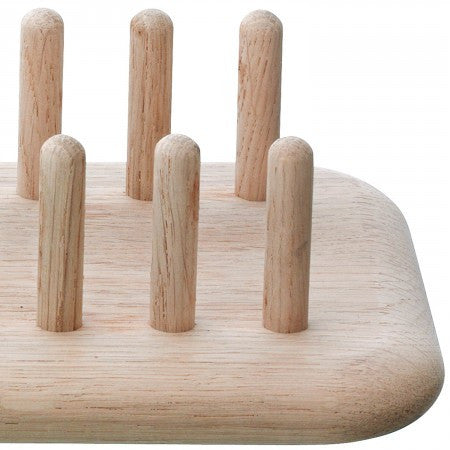 Dine Oak Toast Rack Set - Wedding Gift Registry Nigeria