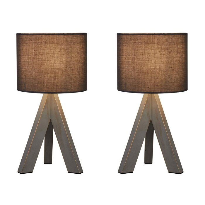 Randall Tripod Table Lamp, Set of 2
