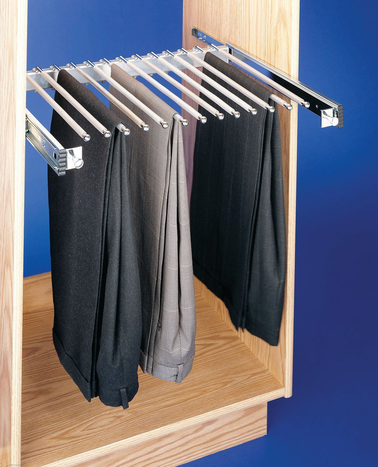 Rev-A-Shelf Pull Out Trouser Rack - Wedding Gift Registry Nigeria