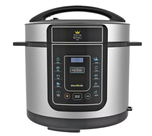 Pressure King Pro 8-in-1 3L Digital Pressure Cooker