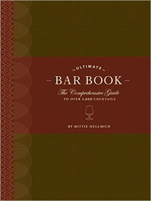 The Ultimate Bar Book - Wedding Gift Registry Nigeria