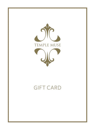 Gift Card: Temple Muse